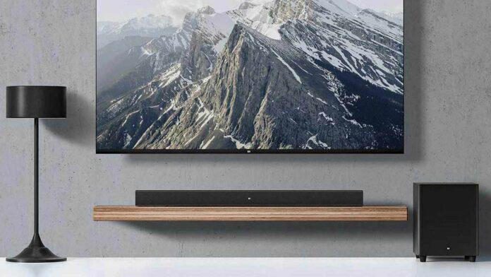 xiaomi tv speaker theater edition soundbar 2.1 subwoofer indipendente prezzo 3