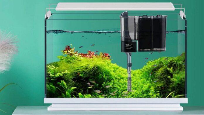 preço cachoeira purificador de aquário xiaomi youpin