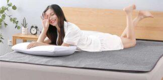 غطاء مرتبة شاومي يوبين بطانية كهربائية ذكية jseif price