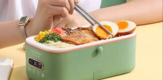 xiaomi youpin lunch box scaldavivande smart life element prezzo
