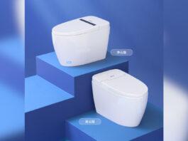 xiaomi youpin washlet toilette smart petit prix de baleine