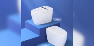 xiaomi youpin washlet toilette smart little whale prezzo