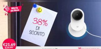 yi home camera 3 coupon amazon