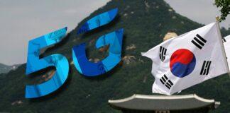 5g corea del sud