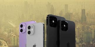 apple iphone 12 inquinamento cina
