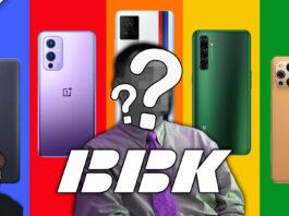 bbk electronics oneplus oppo vivo realme iqoo