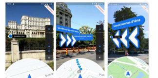 google maps ar live view