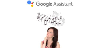 google assistant ricerca canzone