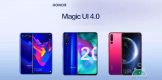 magic ui 4.0 honor 20 v20 magic 2