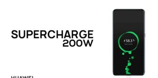 huawei supercharge 200w