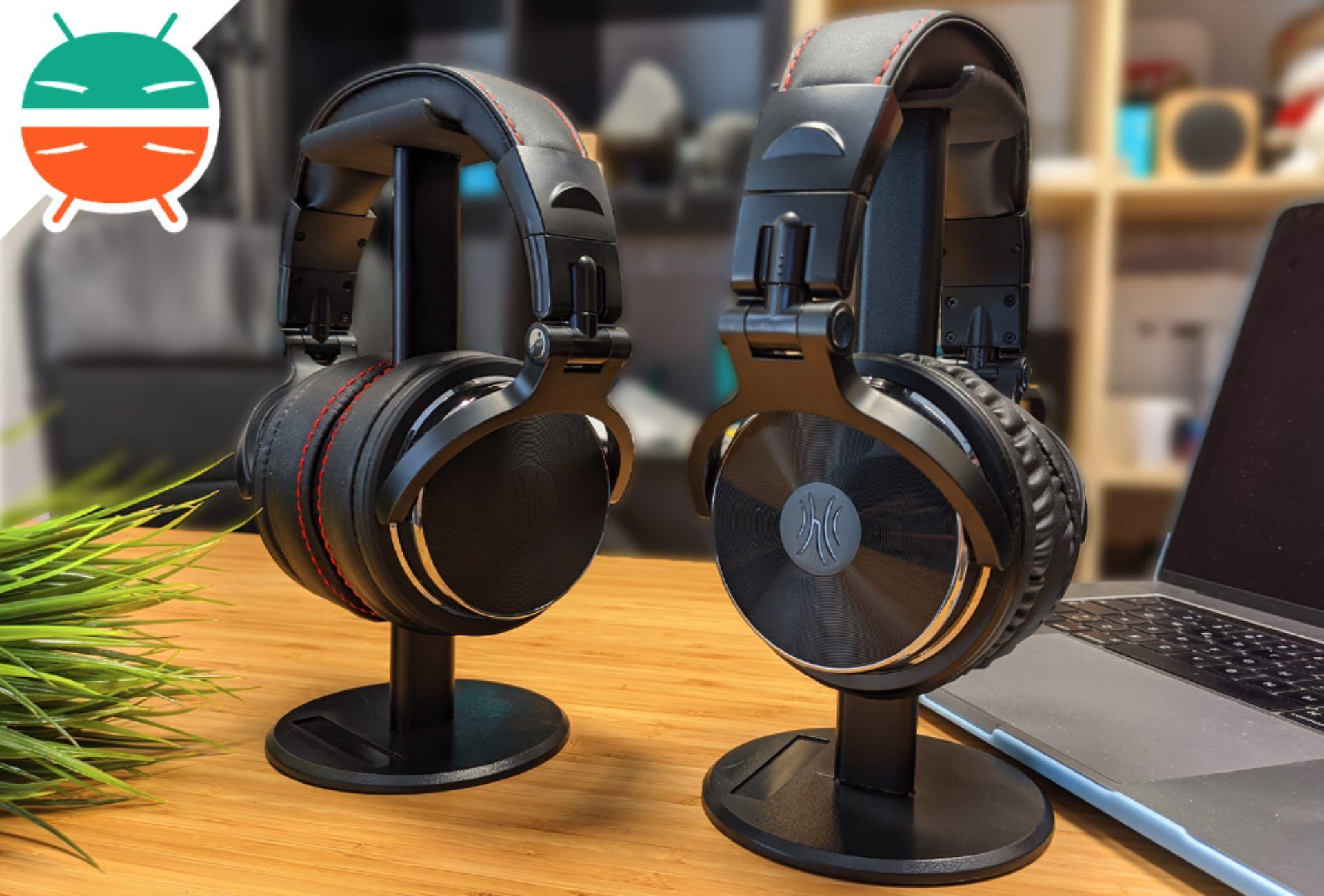 OneOdio Pro-50 e Pro-10 cuffie over-ear