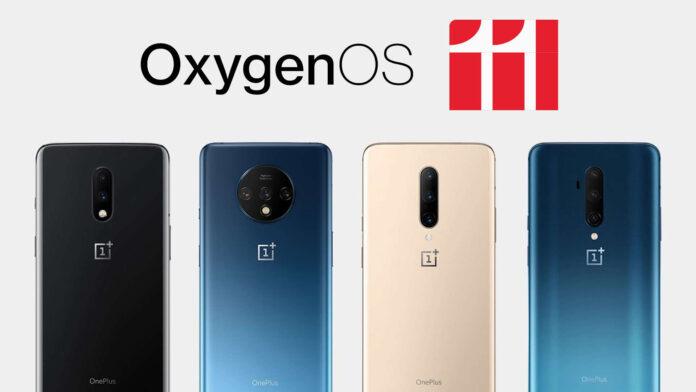 oneplus 7 pro 7t pro oxygenos 11