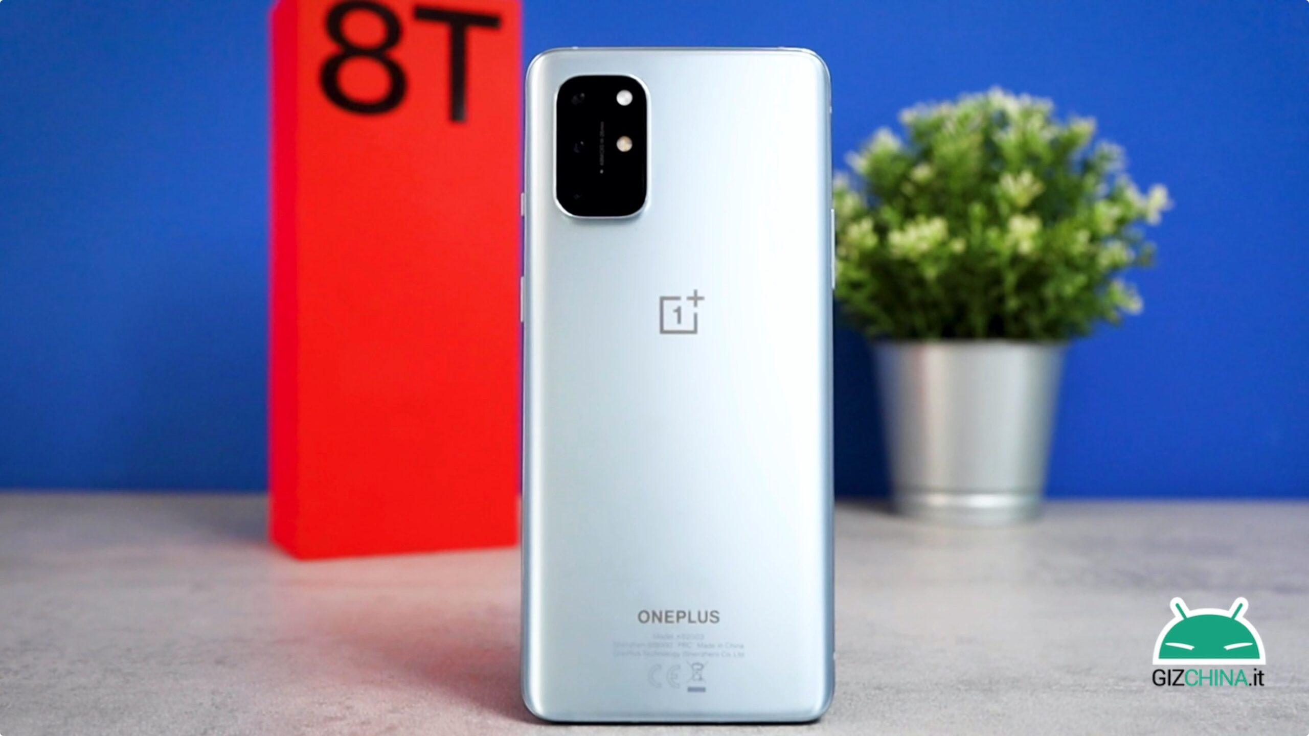 OnePlus 8T 8/256 GB – Banggood