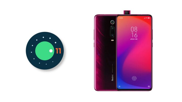 redmi k20 android 11