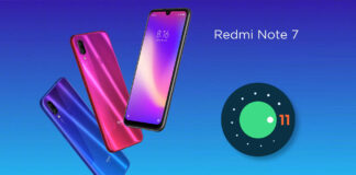 redmi note 7 android 11