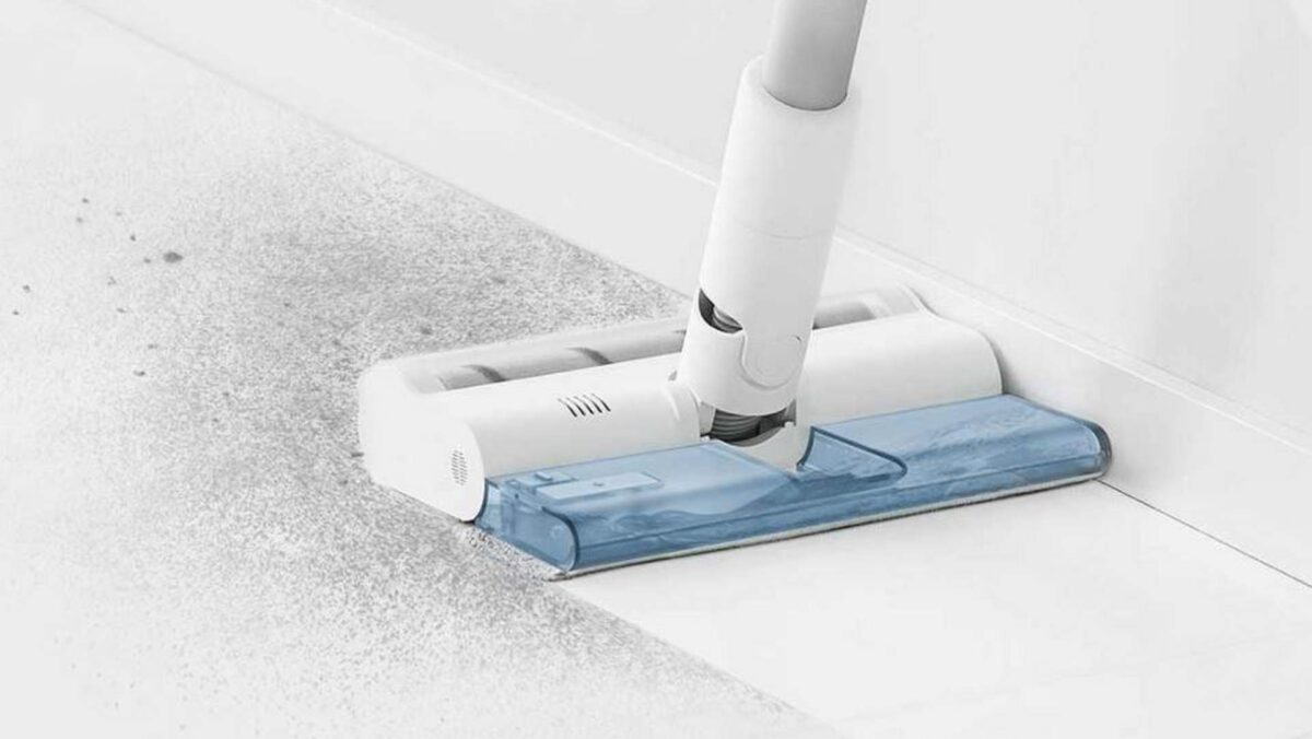 Xiaomi Mijia Wireless Vacuum Cleaner K10