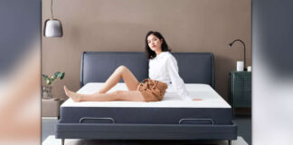 xiaomi letto 8h milan smart electric bed pro