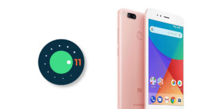 xiaomi mi a1 android 11