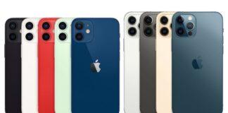 apple iphone 12 mini pro max ufficiali specifiche prezzo uscita