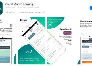 Smart Mobile Banking BPER Banca Huawei AppGallery