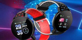 折扣代码119plus提供便宜的智能手表