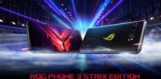 codice sconto asus rog phone 3 offerta strix edition