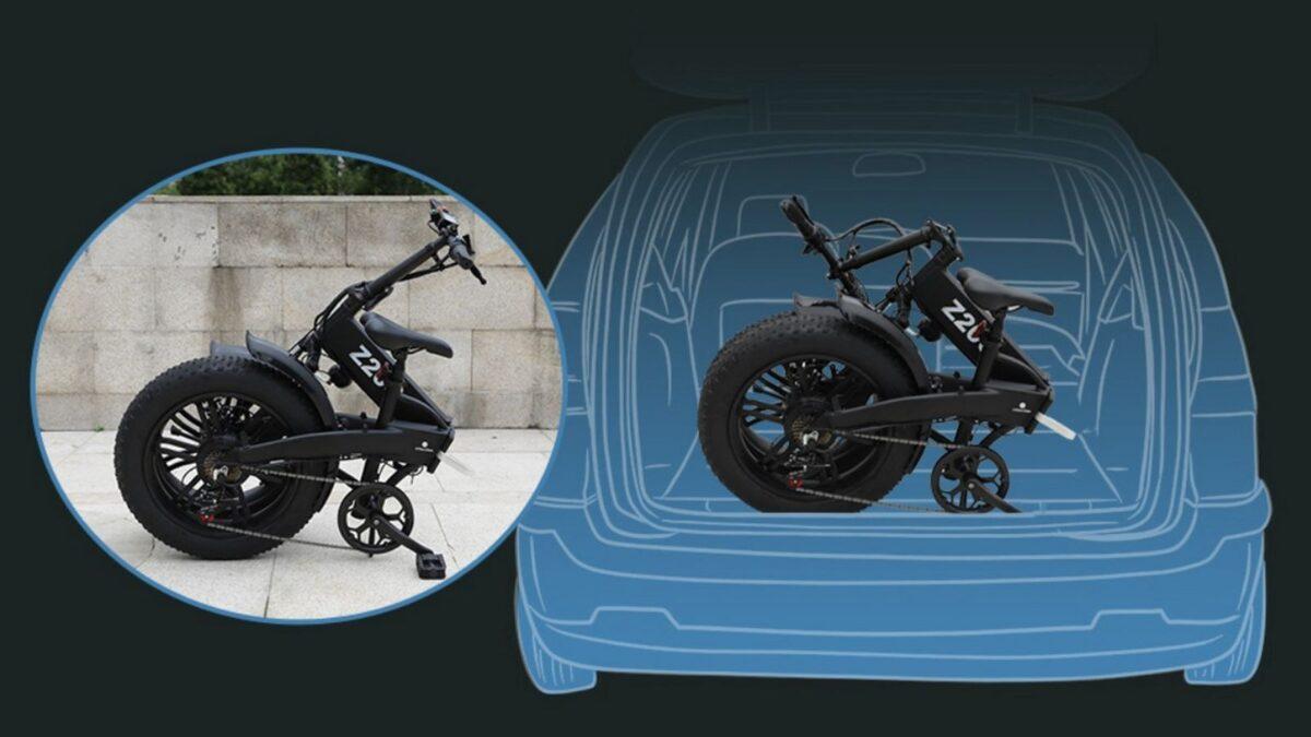 bici elettrica Oasis ADO Z20C