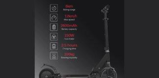 优惠码eyu e9提供便宜的电动踏板车2