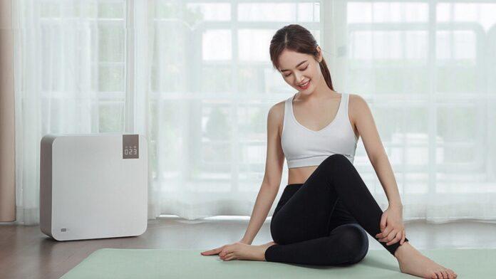 codice sconto xiaomi baomi smart air purifier offerta aria 2