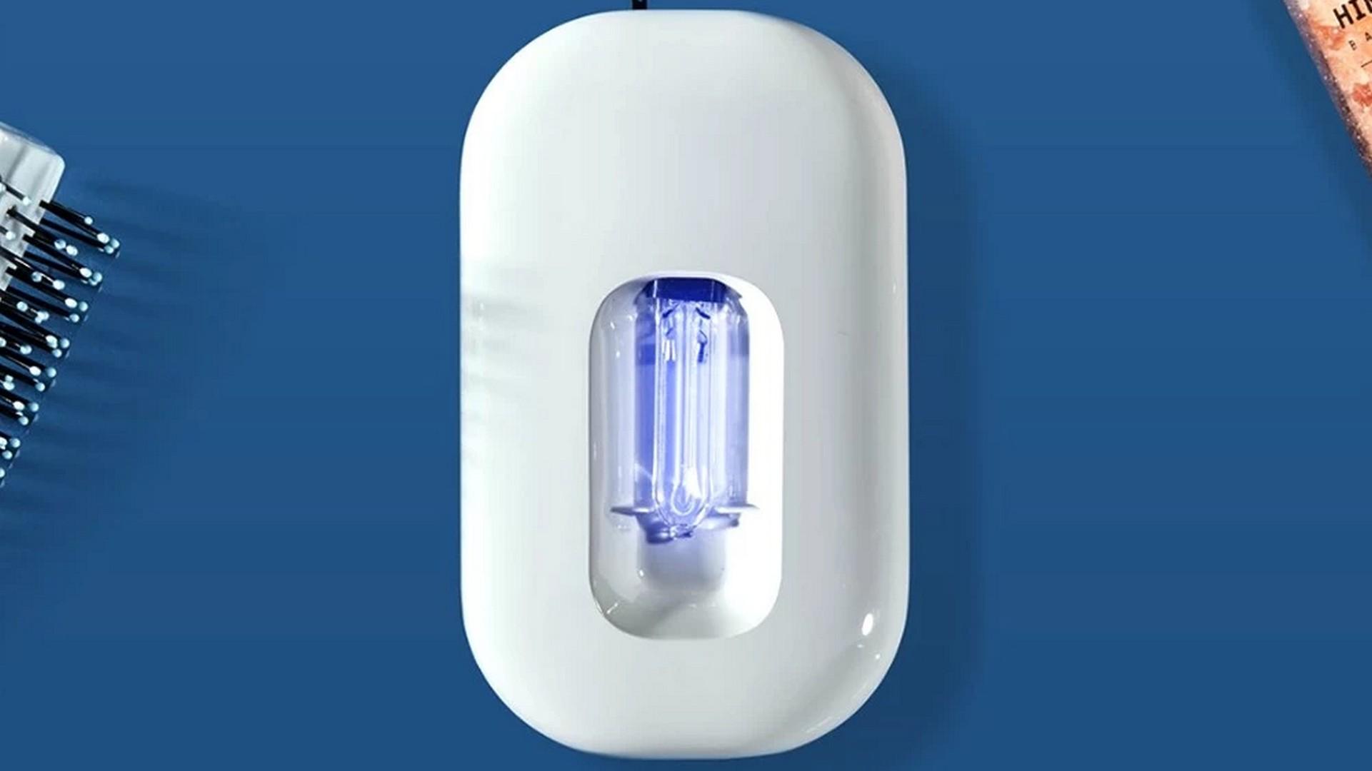 Xiaomi Xiaoda sterilizzatore UV deodorante WC – Cafago