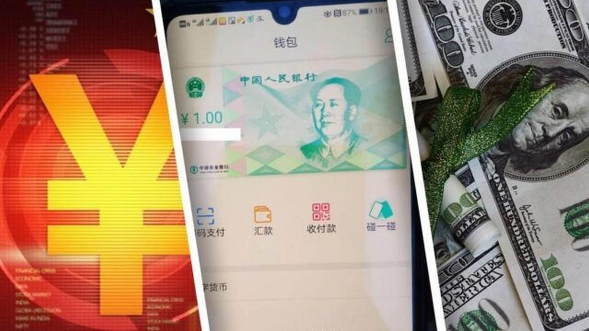 moneta digitale cinese comprare