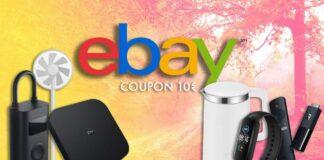 ebay coupon sconto xiaomi pit10eu2020 ottobre