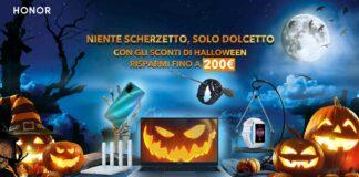 honor sconto offerte halloween 2020