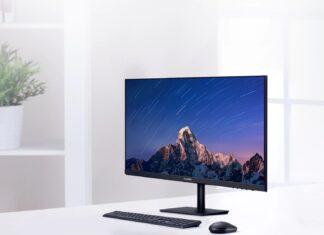 huawei display monitor pc italia