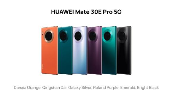 huawei mate 30e pro 5g 2
