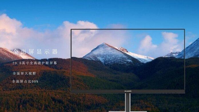 huawei monitor pc 24 ad80hw immagini specifiche prezzo uscita