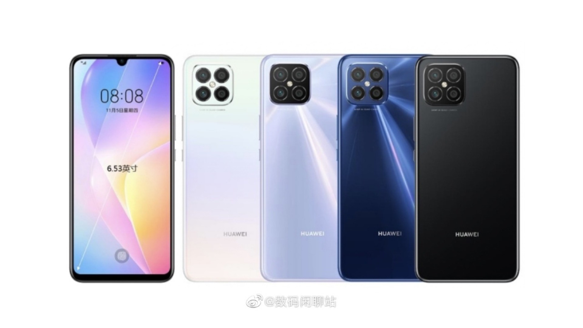 Huawei Nova 8 8 Pro All About Images Specifications Price And Release Leak