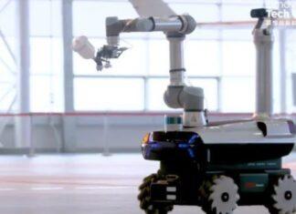 lenovo robot industriale