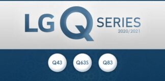 lg q43 q63s q83 specifiche prezzo uscita