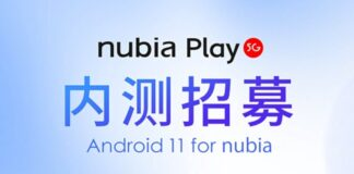 nubia play 5g