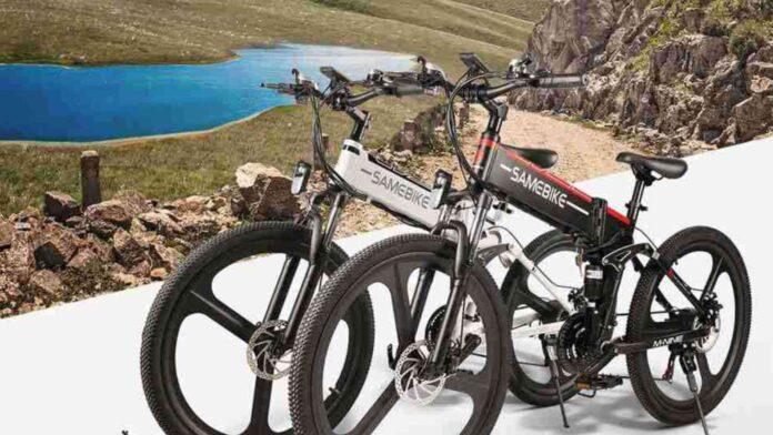 offerta mountain bike elettrica coupon
