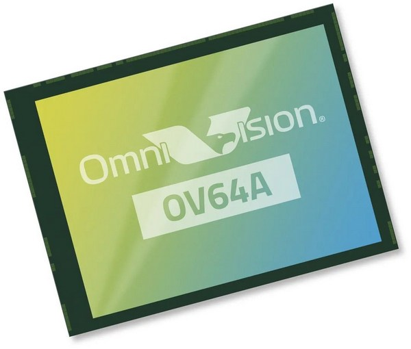 omnivision sensore fotocamera 64 mp xiaomi 2
