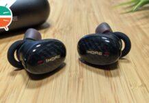 recenzja 1więcej prawdziwych bezprzewodowych słuchawek ANC tws douszne słuchawki bluetooth
