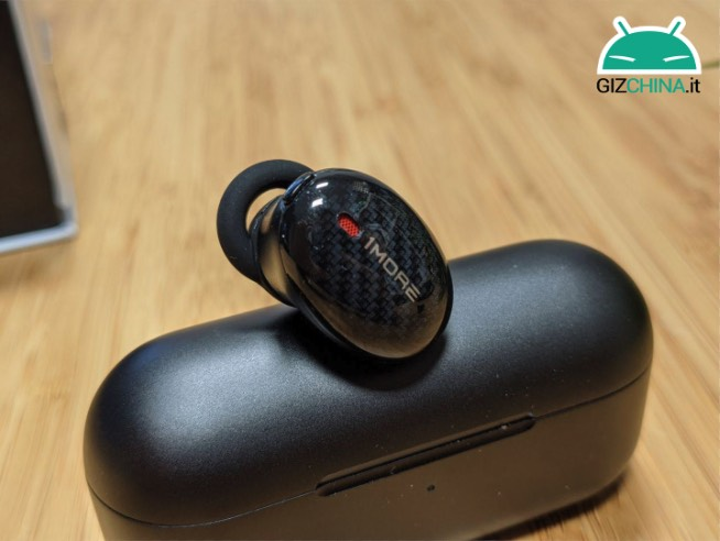 recensione 1more true wireless anc auricolari tws in-ear cuffie bluetooth 4