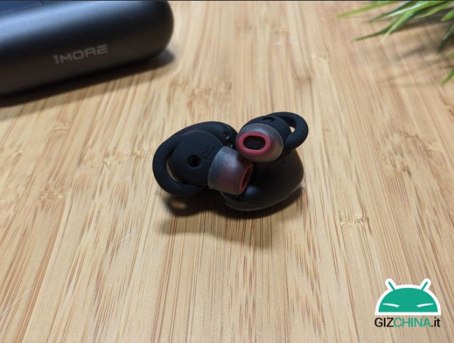 recensione 1more true wireless anc auricolari tws in-ear cuffie bluetooth 5