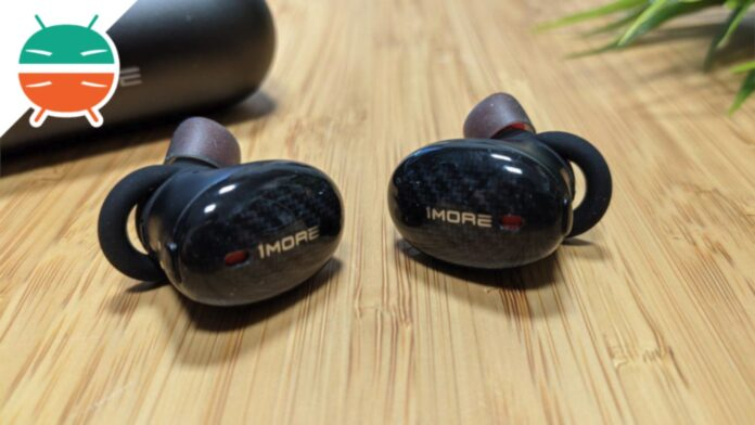 recensione 1more true wireless anc auricolari tws in-ear cuffie bluetooth