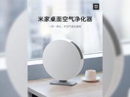 Xiaomi Mijia Desktop Air Purifier