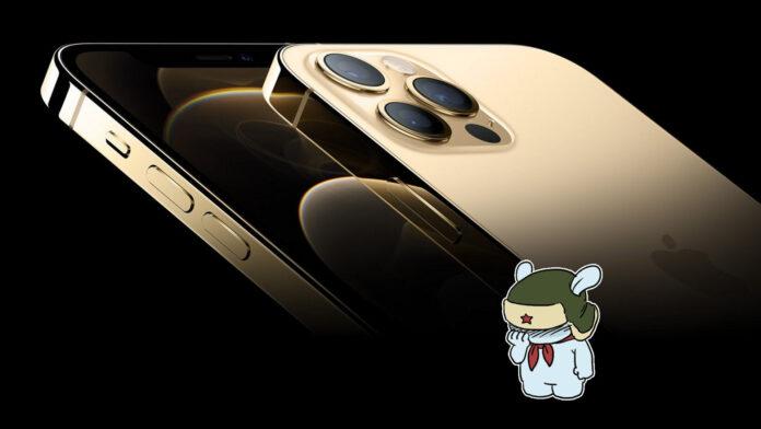 xiaomi apple iphone 12