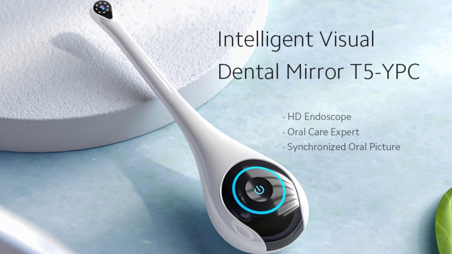 Xiaomi Youpin T5-YPC Endoscopio orale | GearBest