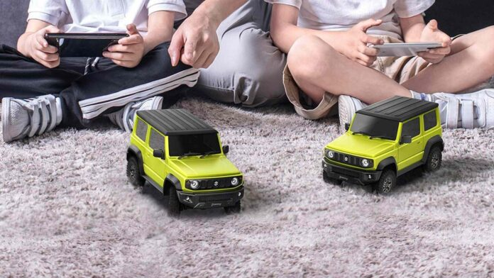 xiaomi jeep telecomandata smart giocattolo suzuki jimny prezzo 2